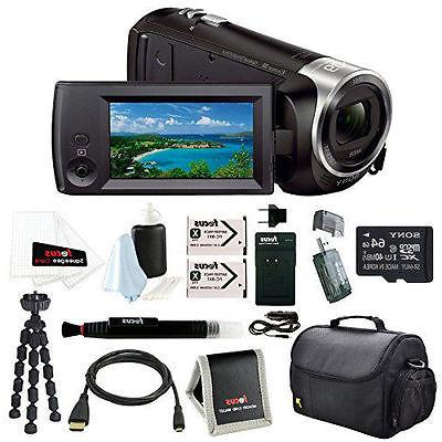 camcorder sony hdr zoom accessory