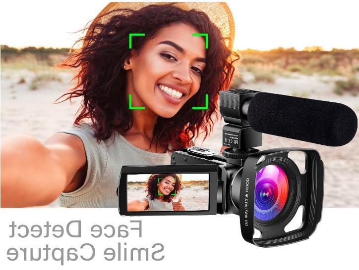Camcorder HD Digital Camera