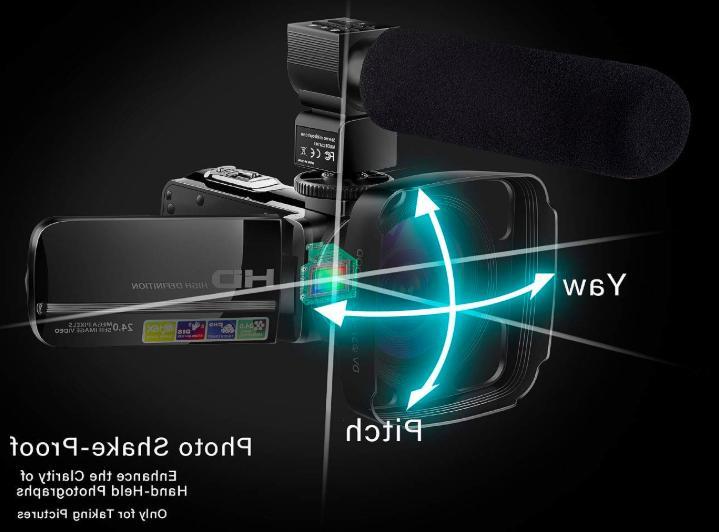 Camcorder Video HD Digital