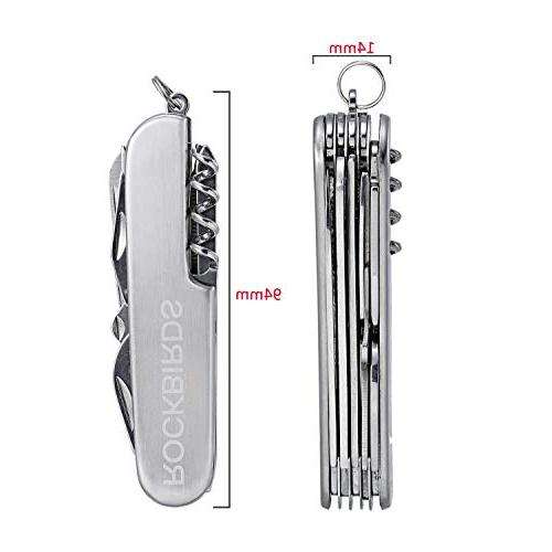 Multitool in Stainless (4 Pack)