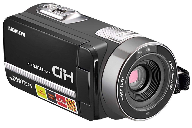 WELIKERA Camera Camcorder Remote Control Handy IR Night Visi