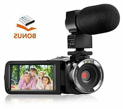Camera Camcorders,Onshowy Control Infrared Night HD 1080P