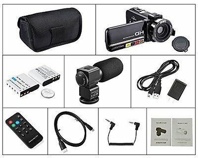 Camera Camcorders,Onshowy Remote Control Infrared Night Vision HD