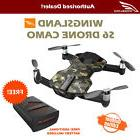 CAMOUFLAGE* Wingsland S6 Drone 4K Camera WIFI FPV Quadcopter