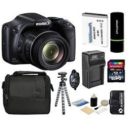 Canon PowerShot SX530 HS 16MP Super 50x Optical Zoom IS 1080
