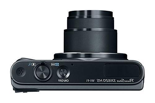 Canon SX620 32GB + + Battery + Flex Tripod + Deluxe Kit
