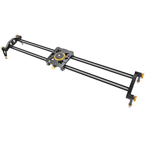 carbon fiber track slider stabilizer