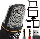 Professional Cardioid Condenser Microphone W/Tripod Stand PC