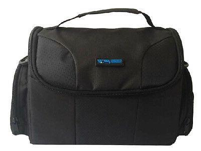 I3ePro DSLR Digital Camera Deluxe Padded Case Bag for Canon