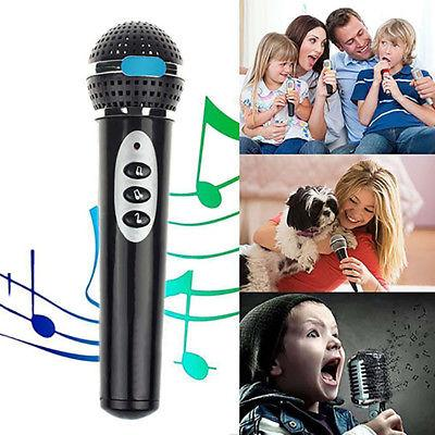 Child Mic Karaoke Funny Music USA
