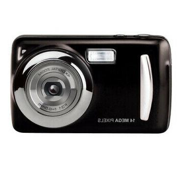 "14 Mega Pixels Compact Digital Camera and Video with 2.4"" Sc"