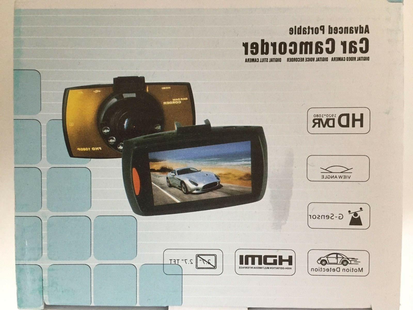 Dash 1080 HD DVR Night Detection