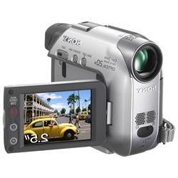 dcr hc21 minidv handycam
