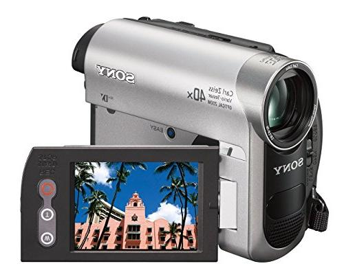 Sony MiniDV Camcorder with 40x Zoom