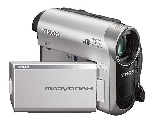 dcr hc52 minidv handycam camcorder