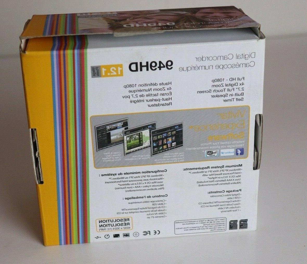 Vivitar Digital Model - New in Package