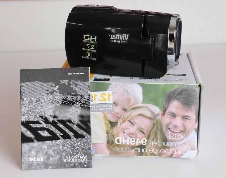 digital camcorder model 949hd 1080hd new in