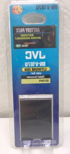 JVC Digital Camera Camcorder Battery Original OEM Authentic