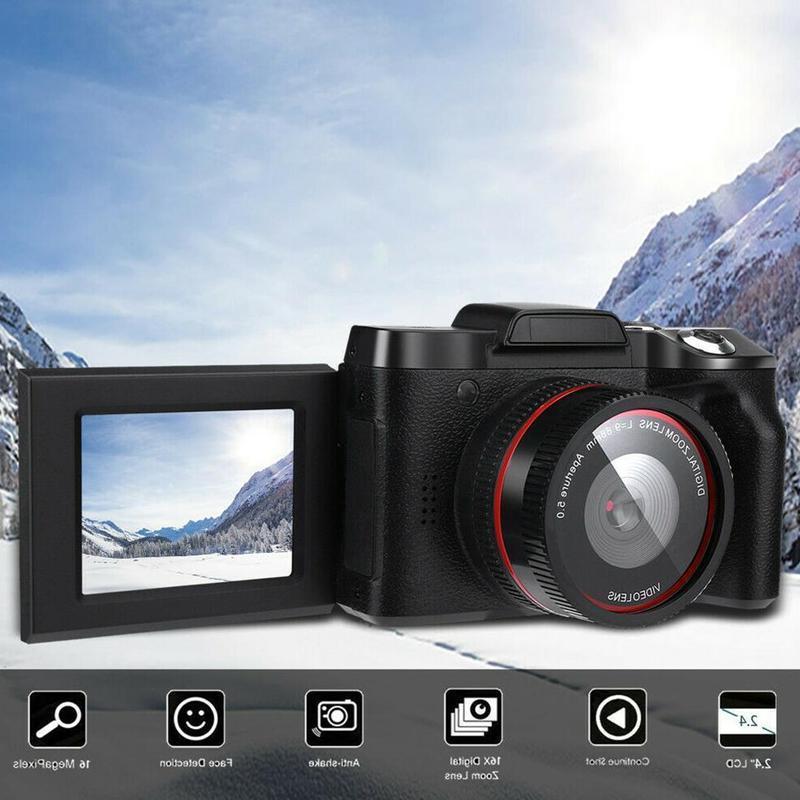 Digital Digital ZOOM Professional Video <font><b>Camcorder</b></font> Camera F / 3.2