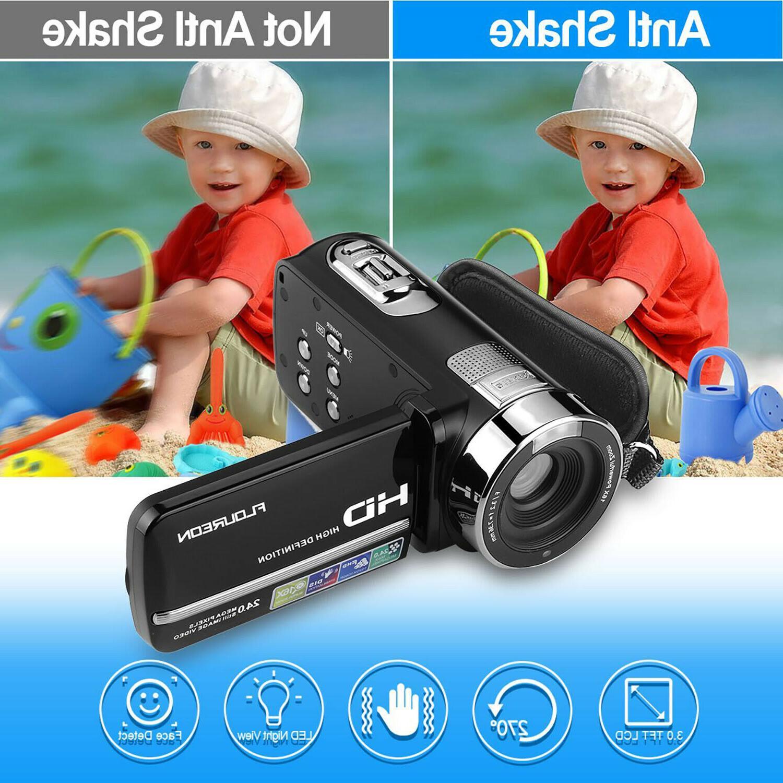 LCD 16X ZOOM Vision Camera