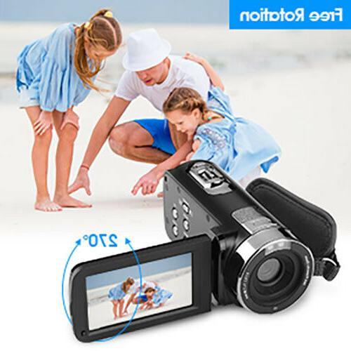 FULL LCD ZOOM Camera