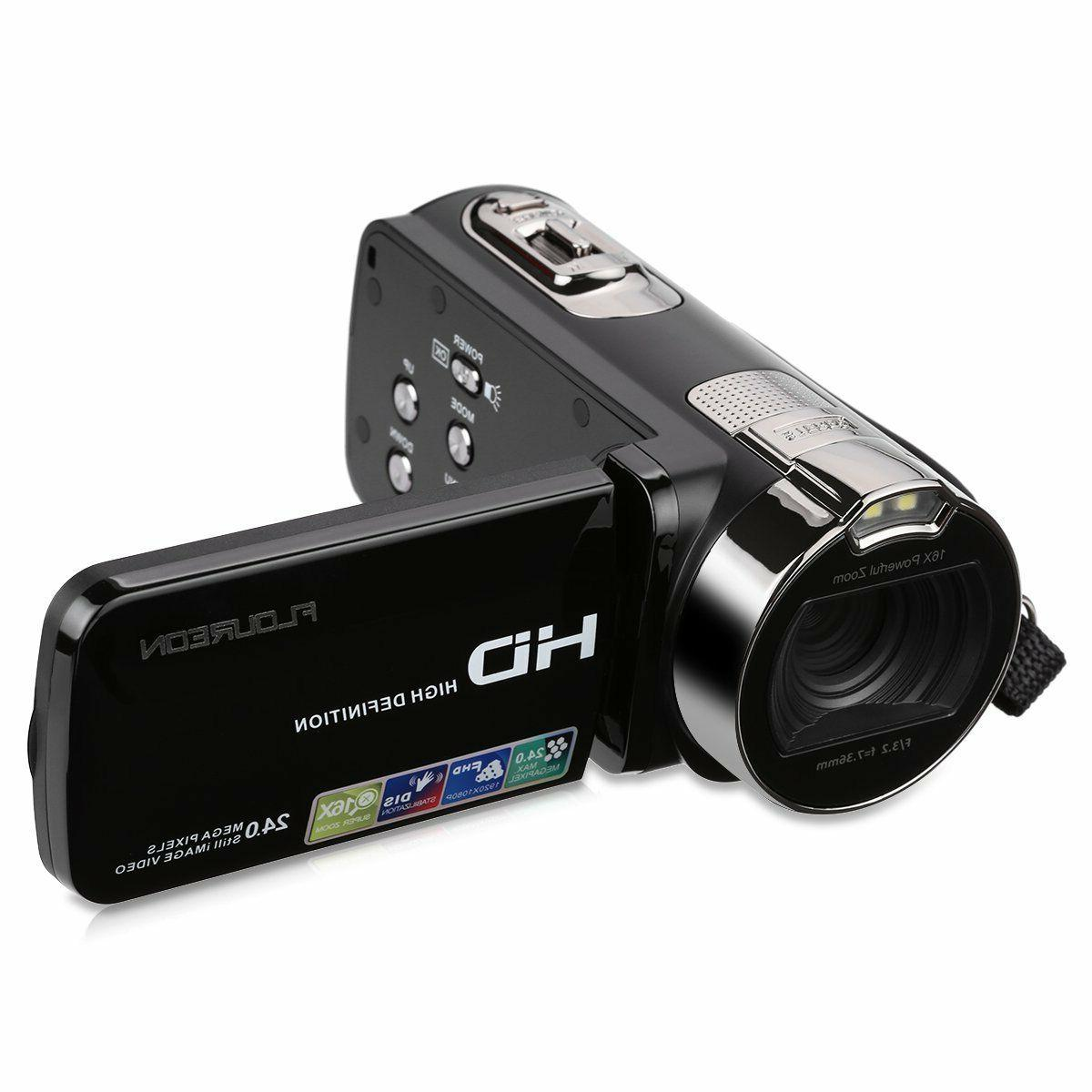 digital video camera camcorder hd 1080p dv