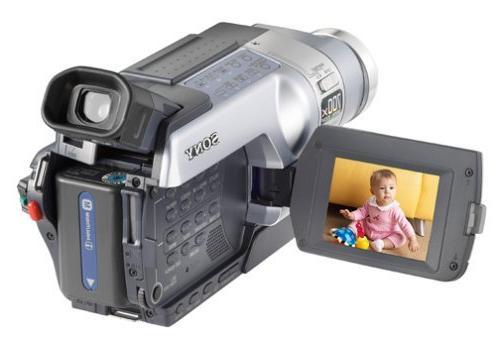 Sony Digital8 Sony Handycam Hi8