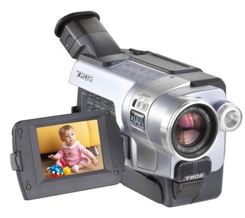 digital8 camcorder dcr trv340 handycam