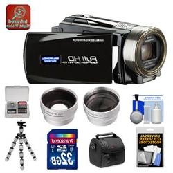 Bell & Howell DNV16HDZ 1080p HD Video Camera Camcorder with