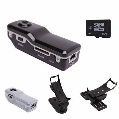 Portable Mini DV Helmet Video Cam Sport Camcorder