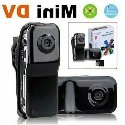 Portable DV Motorcycle Helmet Video Camera Cam Sport Camcord