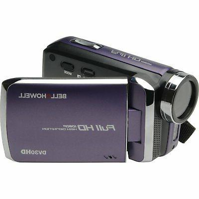 DV30HD-P BELL+HOWELL DV30HD-P 20.0 Megapixel 1080p DV30HD Fu