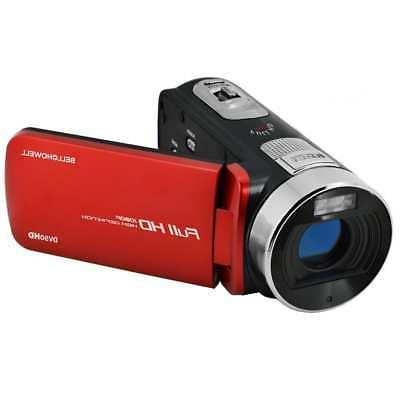Bell and Howell DV50HD 1080p Full HD Camcorder Still Image