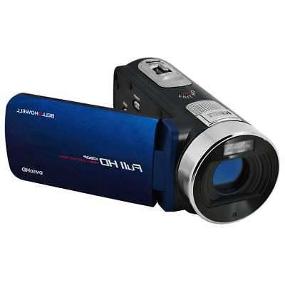 Bell and 1080p Full HD Camcorder with Still