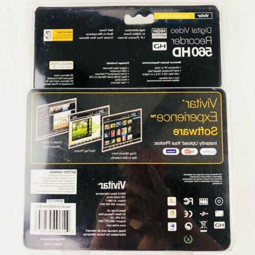 Vivitar Video Camcorder Screen
