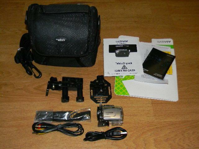 dvr 685hd mini action camcorder with accessory