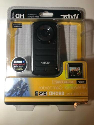 dvr 690hd camcorder black