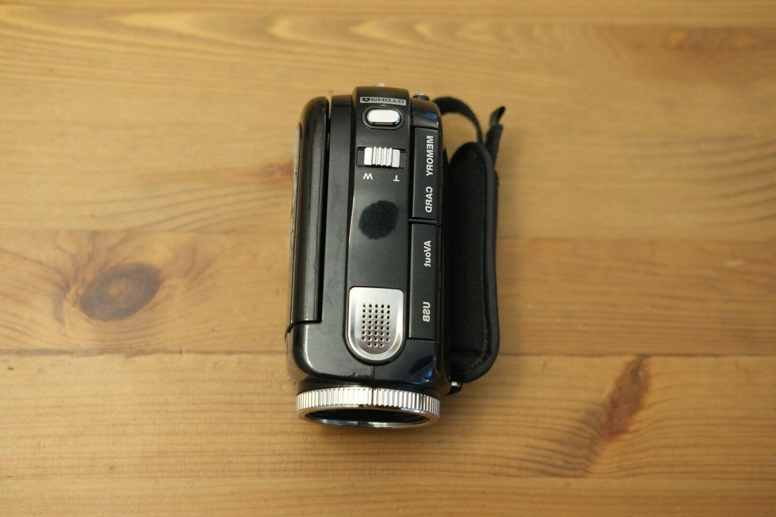 dvr 910hd camcorder