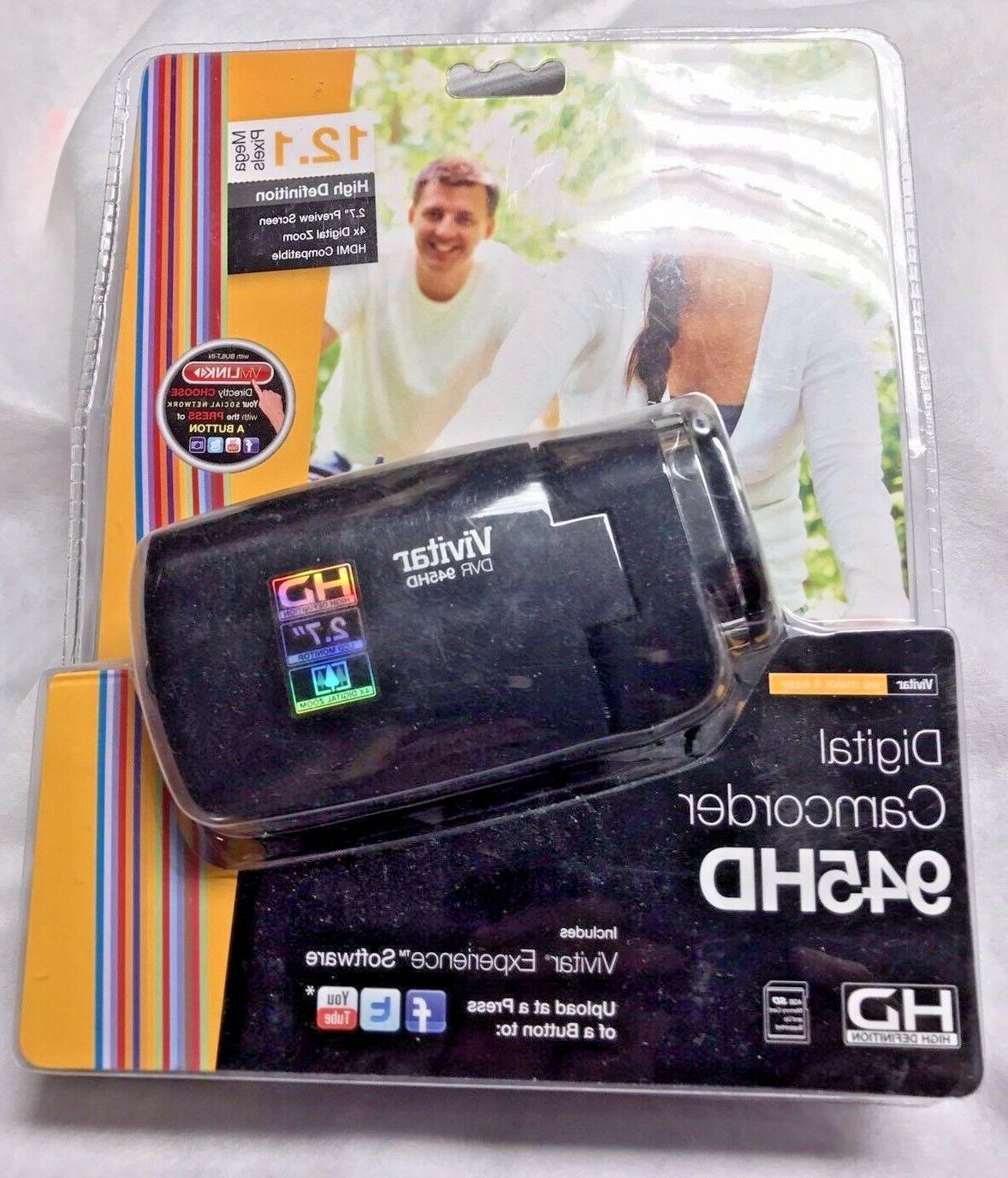 Vivitar DVR 945HD Digital camcorder