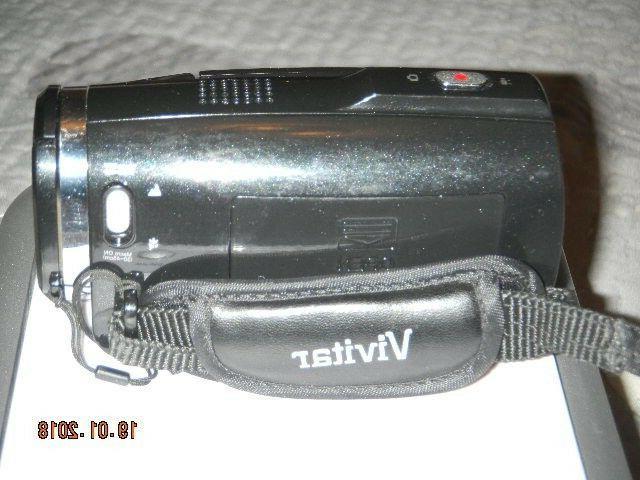 "Vivitar DVR Camcorder 2.7"" Digital Zoom"