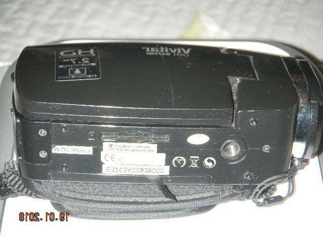 "Vivitar DVR 947HD 2.7"" 4X Zoom Black"