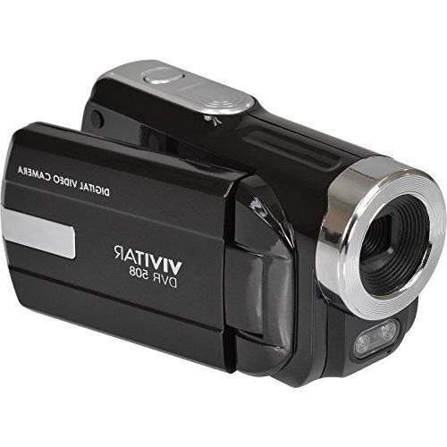 Vivitar DVR508 Camcorder