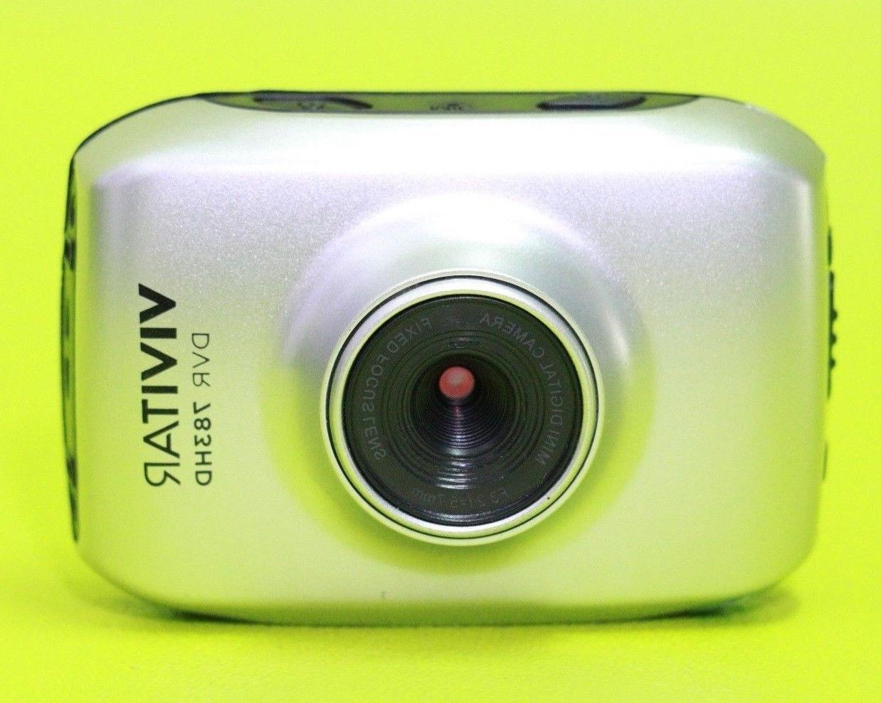 Vivitar DVR783HD 720P Wi-Fi 5.1MP Action
