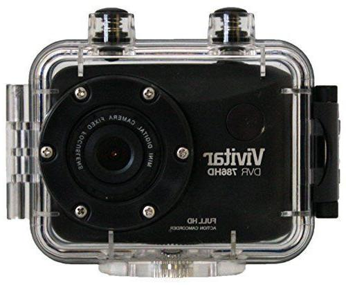 Vivitar DVR786HD Full 1080p HD action cam with Remote contro