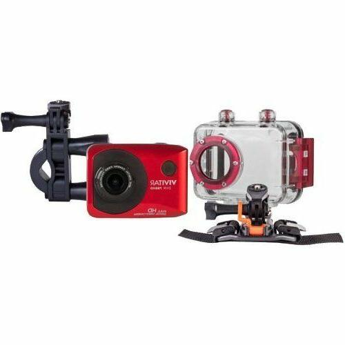 Vivitar DVR786HD 1080p HD Waterproof Action Video Camera Cam