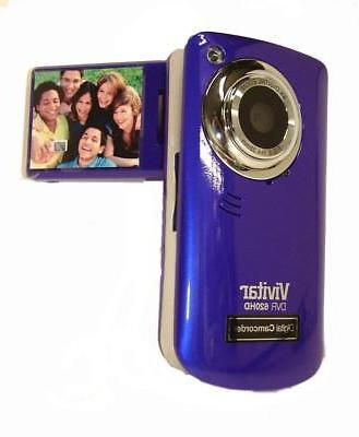 New OEM Vivitar 620DVR Camcorder Camera Screen