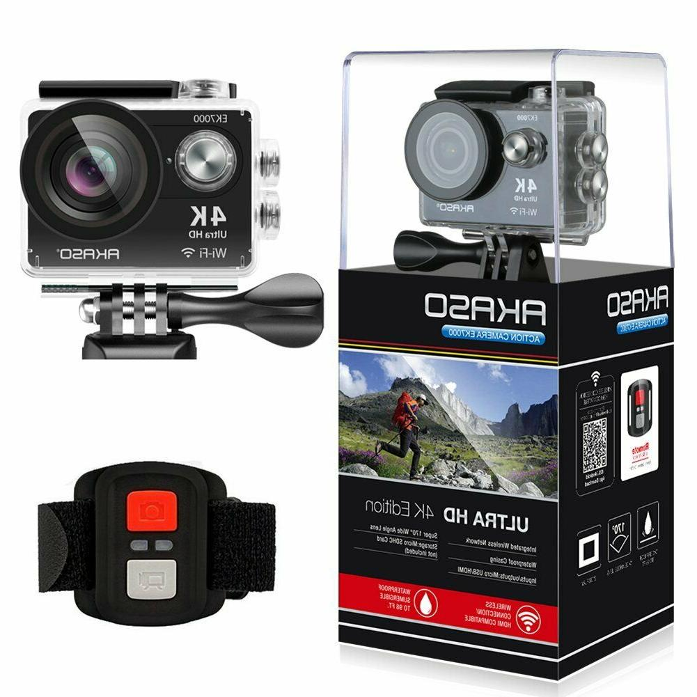 Akaso FHD Waterproof Sports Action DV Camcorder