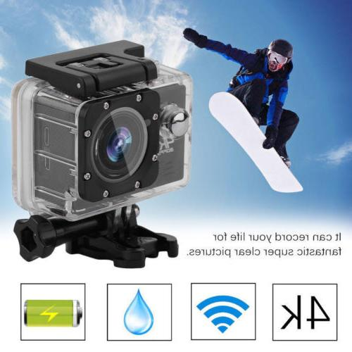 Akaso EK7000 Action Ultra 12MP Sport Camcorder +32G