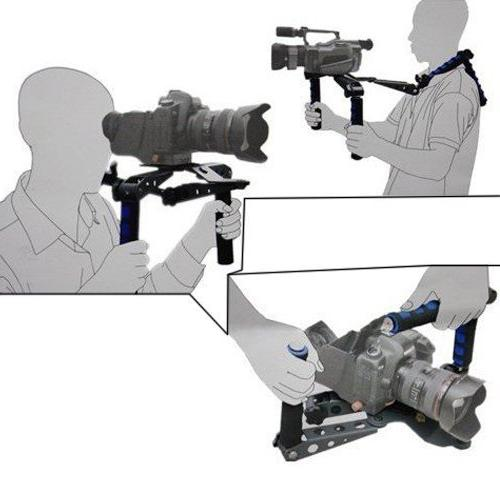 ePhoto Movie Shoulder Rig Mount, Support Pad for Video DV DSLR...
