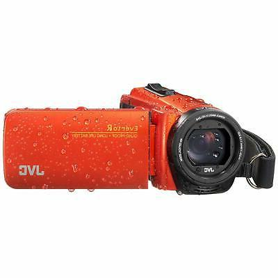 JVC Everio Proof 1080p HD Video Camera Camcorder